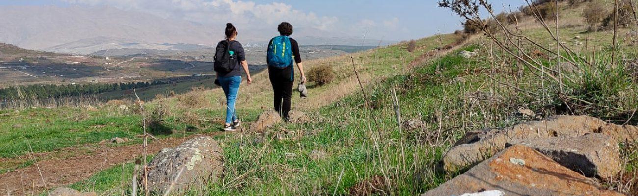 שביל הגולן, צילום יאנה סוטיל